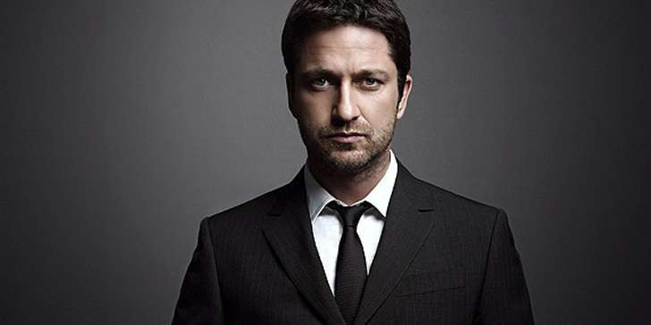 Gerard Butler was unnoticed during a motorcycle ride in WeHo