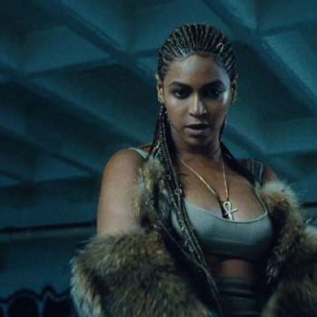 Hold On! Has Beyonce really copied the work of a Swiss Actress for