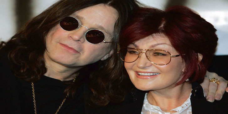 Ozzy Osbourne dumped by his wife Sharon