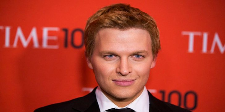 Ronan Farrow talks about working with Woody Allen