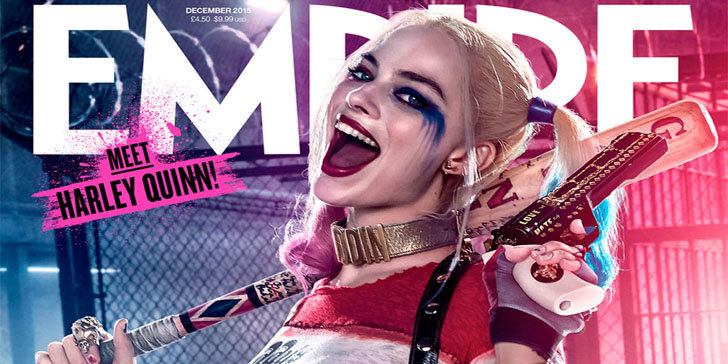 Harley Quinn is already set to play in her own movie