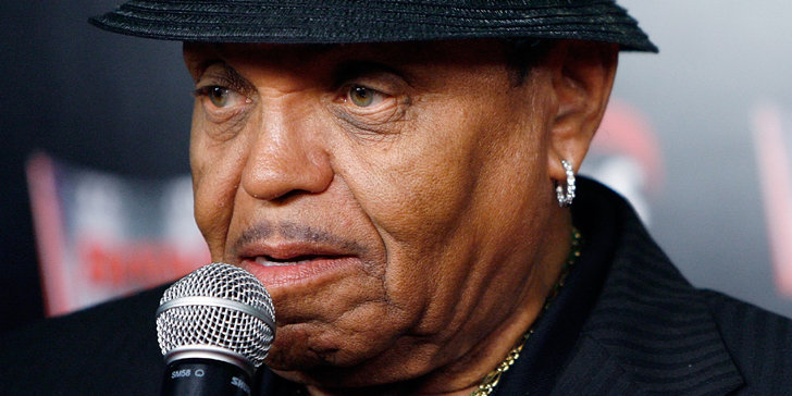 Joe Jackson responds to the rumor  of his death