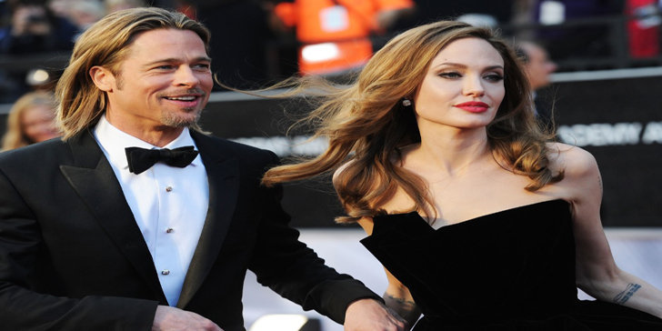 Brad Pitt's wife Angelina Jolie suspicious of the star's relationship with the co-stars