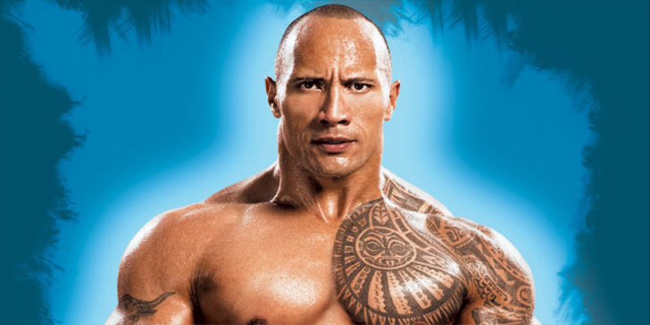 Wrestler turned Actor Dwayne Johnson reveals his first look at Hobs