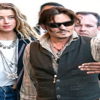 Johnny Depp, reportedly, blackmailed by his wife Amber Heard