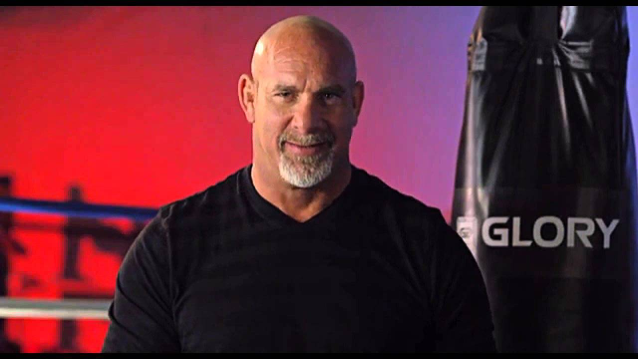 Bill Goldberg talks about his inspiration and the one who has inspired him