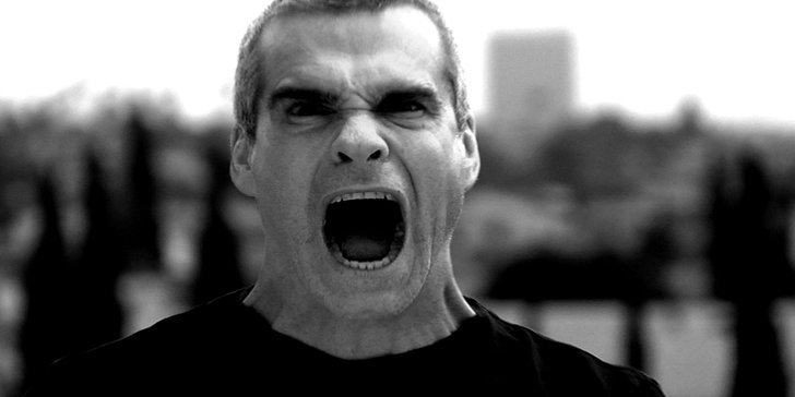 Actor Henry Rollins talks about acting as a serial killer