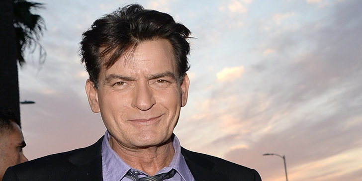 ''Donald Trump once gave me a diamond and platinum cufflinks, on my wedding'', says Charlie Sheen