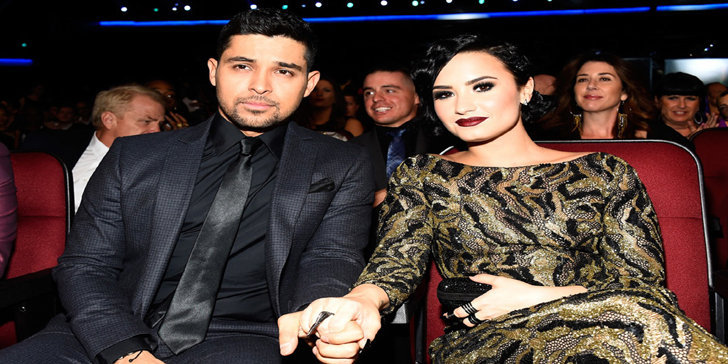 Rumor sparks that Wilmer Valderrama and Demi Lovato separated because of commitment issues