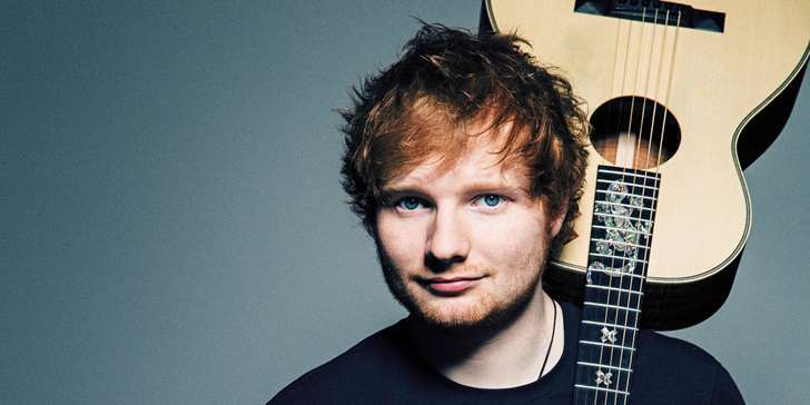 Ed Sheeran in the top 50 of Sunday Times Music Millionaires