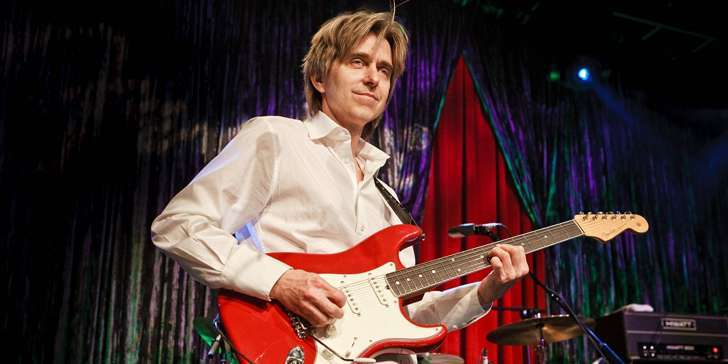 Have you heard of the guitarist Eric Johnson? If not, find out more about him, here.