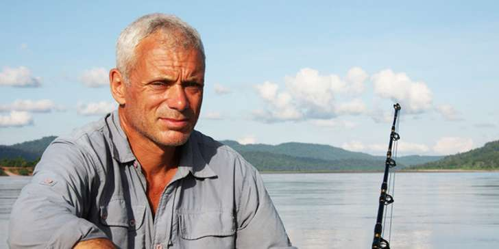 Learn what does Jeremy Wade work as besides a Television Presenter