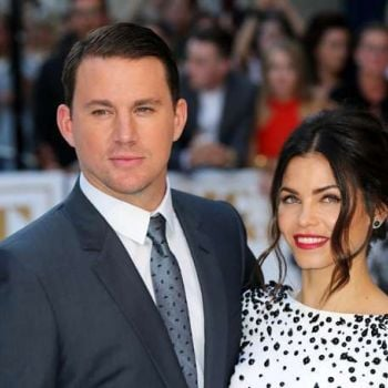 Actor Channing Tatum doesn't shy away from bedroom talk, with his wife Jenna Dewan