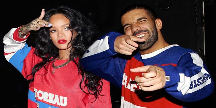 Drake and rihanna dating rumors