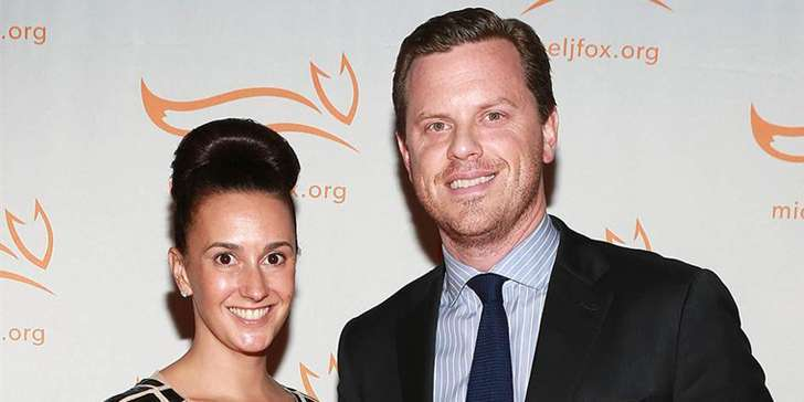 MSNBC's Anchor Willie Geist Living Happy Married Life With Wife Christina Geist And Children