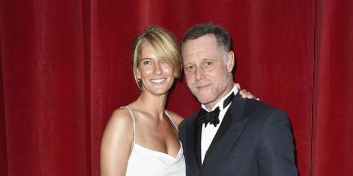 Film Actor Jason Beghe and actress Angie Janu are married for 16 years! Isn't that incredible?