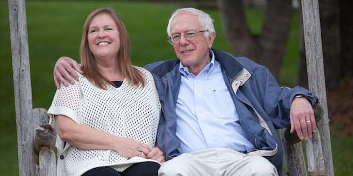 How was Levi Sanders' father Bernie Sander's married life? Is Levi the first son of Bernie Sander?