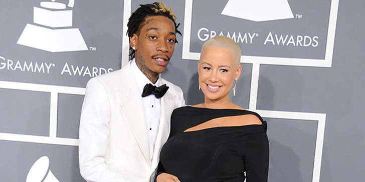 Are Wiz Khalifa and model Amber Rose still together despite the rumors of them getting divorced?