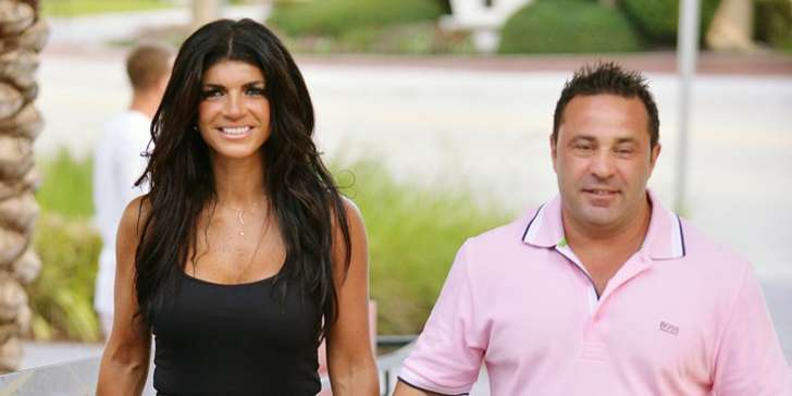 Teresa Giudice's husband has been in jail, reportedly! How happy is the actress with his husband?
