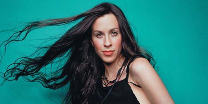 Singer Alanis Morissette posted a pic of her beautiful newly born daughter on Instagram