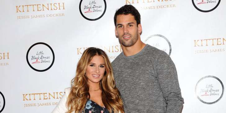 Singer Jessie James Decker releases a new steamy video costarring her husband Eric Decker