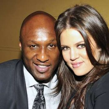 Is Lamar Odom still together with entrepreneur Khloe Kardashian, after the rumors of their divorce?
