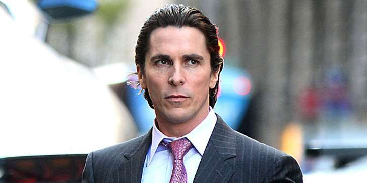 Which upcoming movies besides The Jungle Book is actor Christian Bale featuring in?