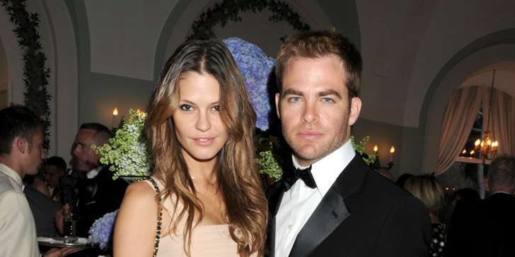 Who is Chris Pine, the star trek Actor, dating these days?