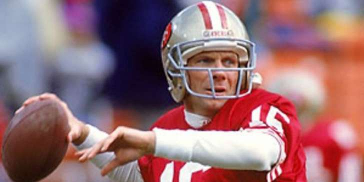 Know how much footballer Joe Montana earns. His net worth and salary too