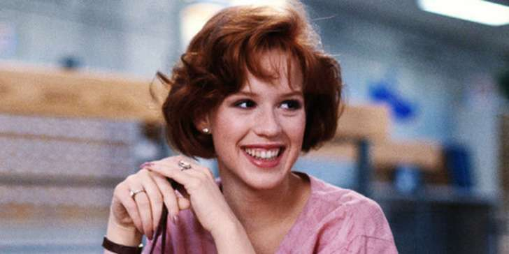 How happy is actress Molly Ringwald with her second marriage and three children?