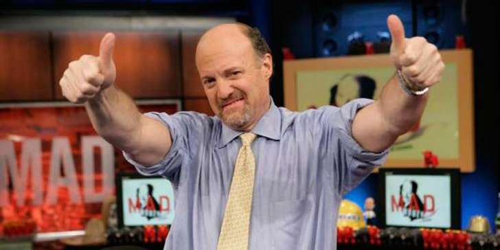 Is the net worth of Jim Cramer, the journalist for CNBC, fair as per his performance?