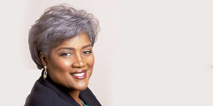 Get to know more about the American author Donna Brazile's marital status, family life, and more