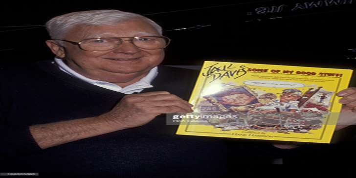 Jack Davis, the cartoonist for MAD magazine, dies at 91. Know more about his personal life, here!