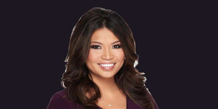 How happy is KNBC's hot newscaster Elita Loresca with her husband Ryan Nuveman?