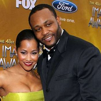 Actress Keshia Knight Pulliam cried while talking about the divorce from her husband Ed Hartwell