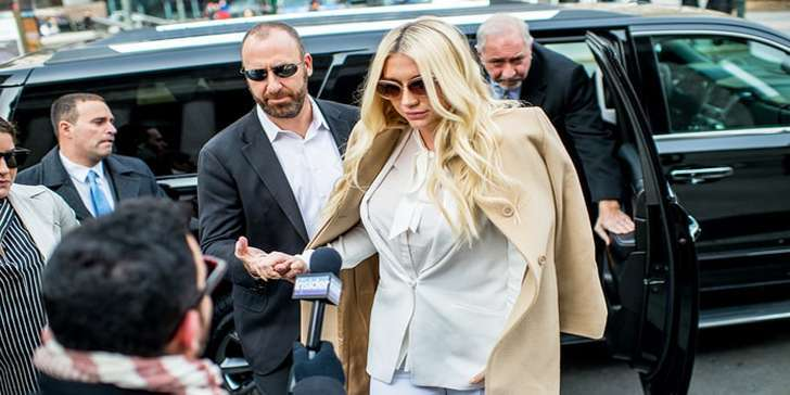 Singer-Songwriter Kesha drops assault claims against  musician Dr Luke in  Los Angeles