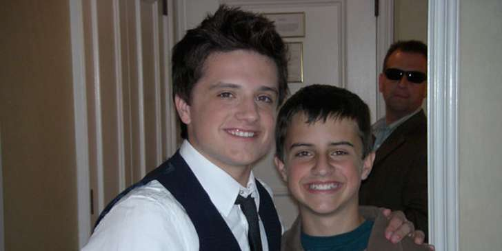 Find out about Connor Hutcherson, the brother of Josh ...