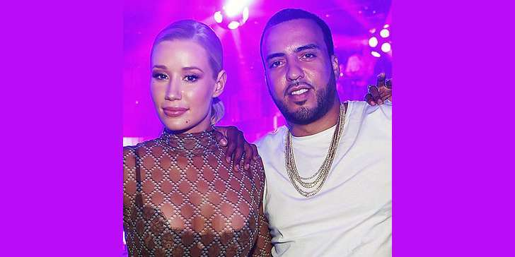 Rapper Iggy Azalea is currently linked to rapper French Montana after split with player Nick Young