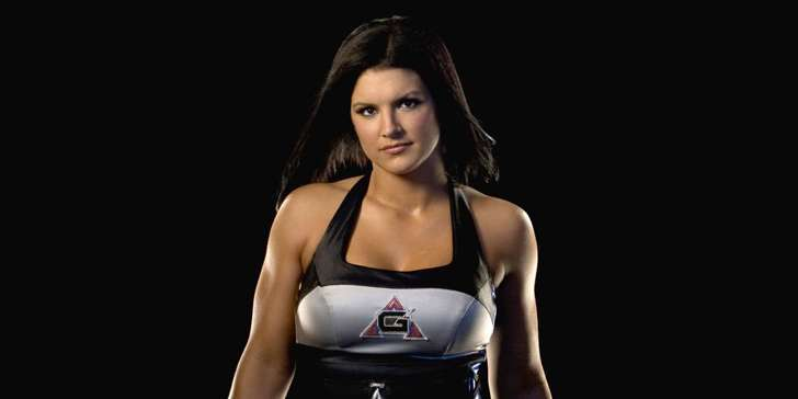 What is fitness model and talented actress Gina Carano  busy in these days?