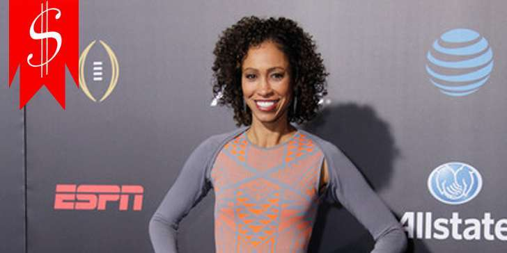 Ascertain the net worth and salary of ABC's Television host Sage Steele