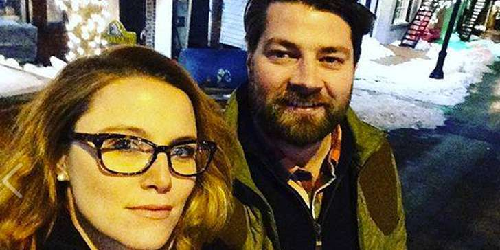 How is the married life of political commentator S.E. Cupp and John Goodwin, her husband going?