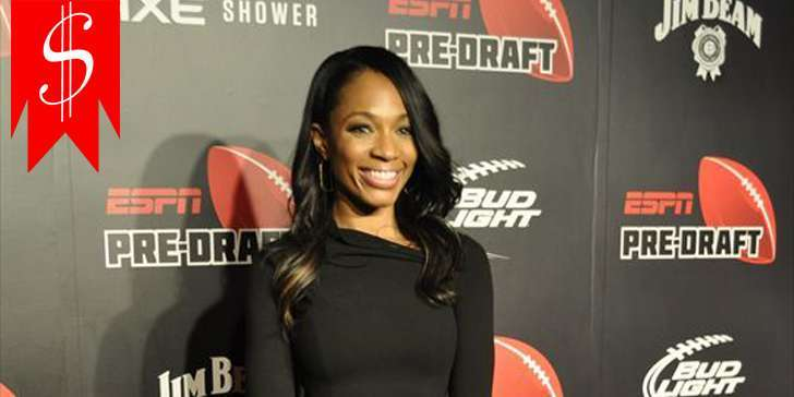 What is the net worth and salary of former ESPN broadcast journalist Cari Champion? Find out!