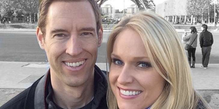 Who is sportscaster Heidi Watney dating? Is the beautiful host and reporter married to Mike Wickham?