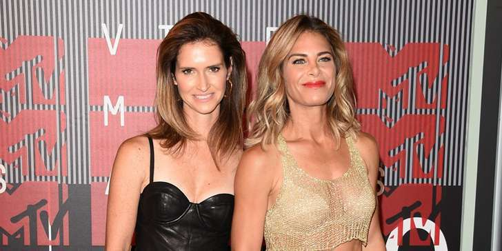 Is the rumors of personal trainer Jillian Michaels being engaged to her partner Heidi Rhoades true?