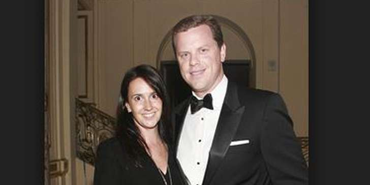 What exactly is Christina Sharkey's husband Willie Geist,  a TV personality, contributing for MSNBC?