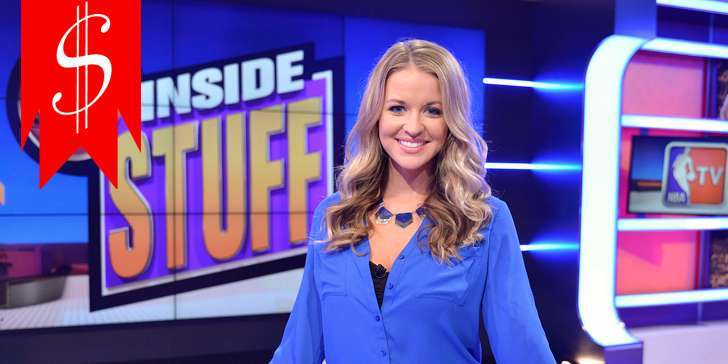 Disclose the salary, net worth, and hosting career of NBA TV host Kristen Ledlow