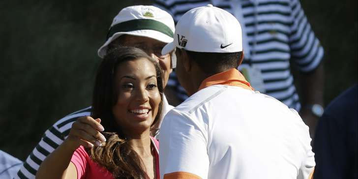 How is Golfer Cheyenne Woods related to Tiger Woods? Find out more about Cheyenne's parents...