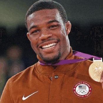 Get to know more about the reigning Olympic gold medalist in freestyle wrestling Jordan Burroughs