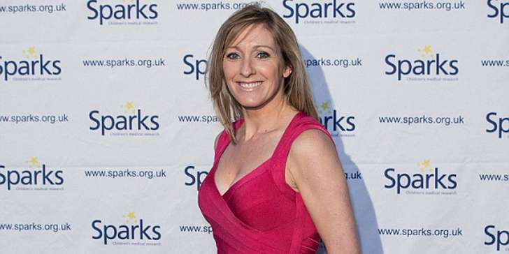 Disclose very less known information about Sky Sports' anchor Vicky Gomersall's husband and family
