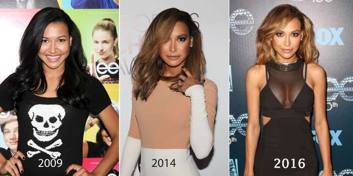 Find out the reason of actress Naya Rivera's magical transformation after plastic surgery